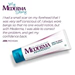 Mederma Advanced Scar Gel - 1x Daily - Reduces the Appearance of Old & New Scars - #1 Doctor & Pharmacist Recommended Brand for Scars - 1.76oz.