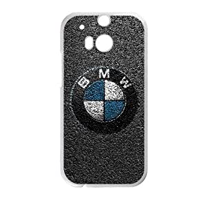 HTC One M8 Phone Case for Classic Theme BMW Logo pattern design GCTBMWL973355