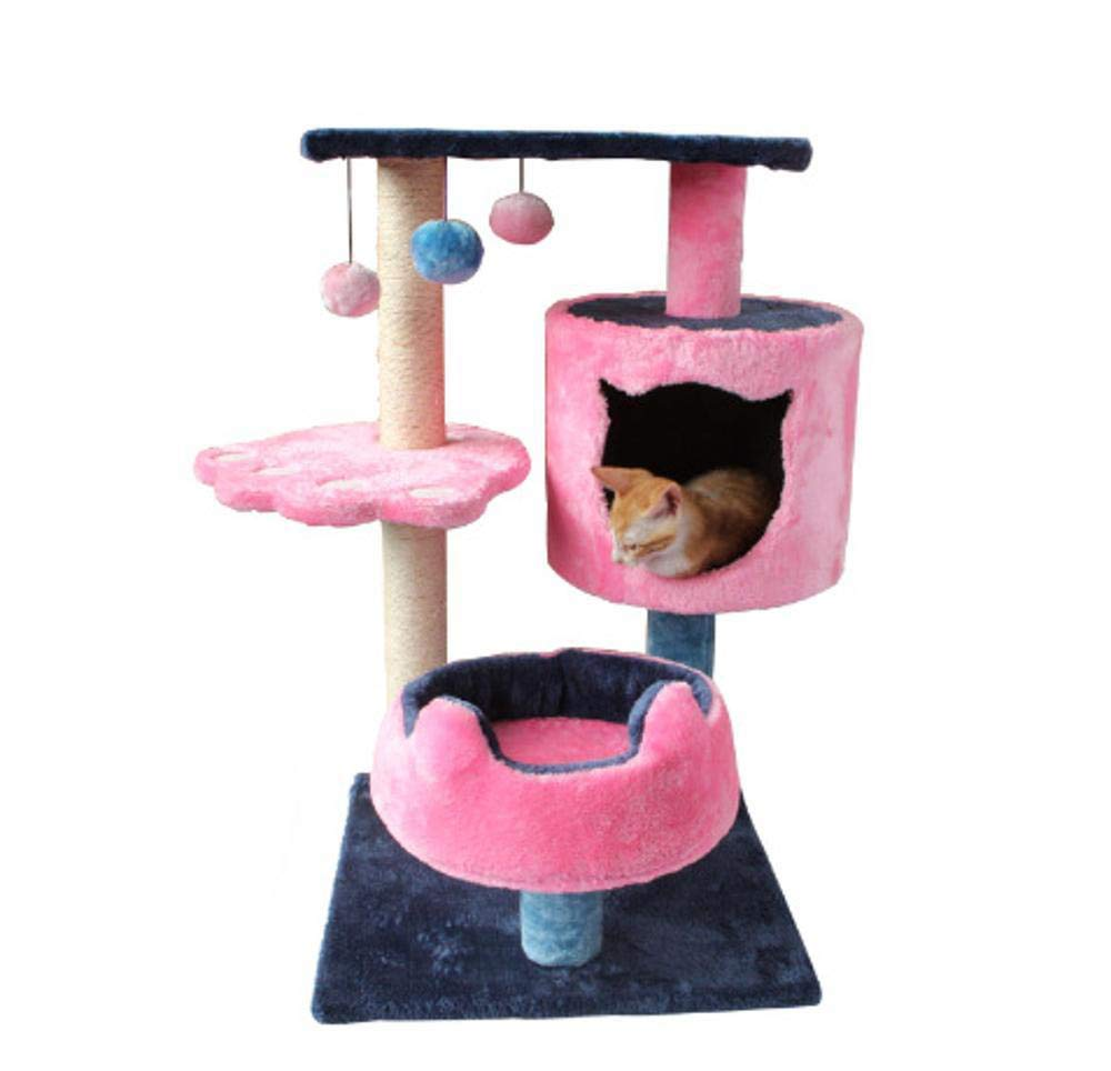 Cat Furniture Play Towers and Trees Cat Play Towers Cat Tree Cat Furniture Pet Supplies 45  45  75cm
