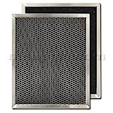 Carbon Range Hood Filter 8 3/4' x 10 1/2' x 3/8'