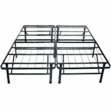 Classic Brands Hercules Platform Heavy Duty Metal Bed Frame/Mattress Foundation, King Size