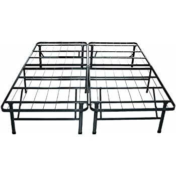 this item classic brands hercules platform heavy duty metal bed framemattress foundation king