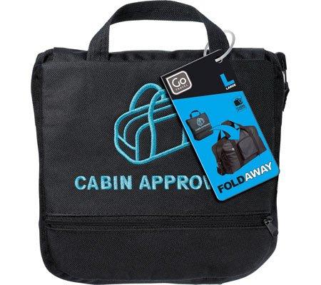 Design Go Luggage Adventure Bag, Black, One Size