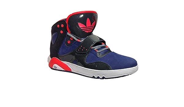 adidas - Zapatillas de Baloncesto de Cuero para Hombre, Color ...