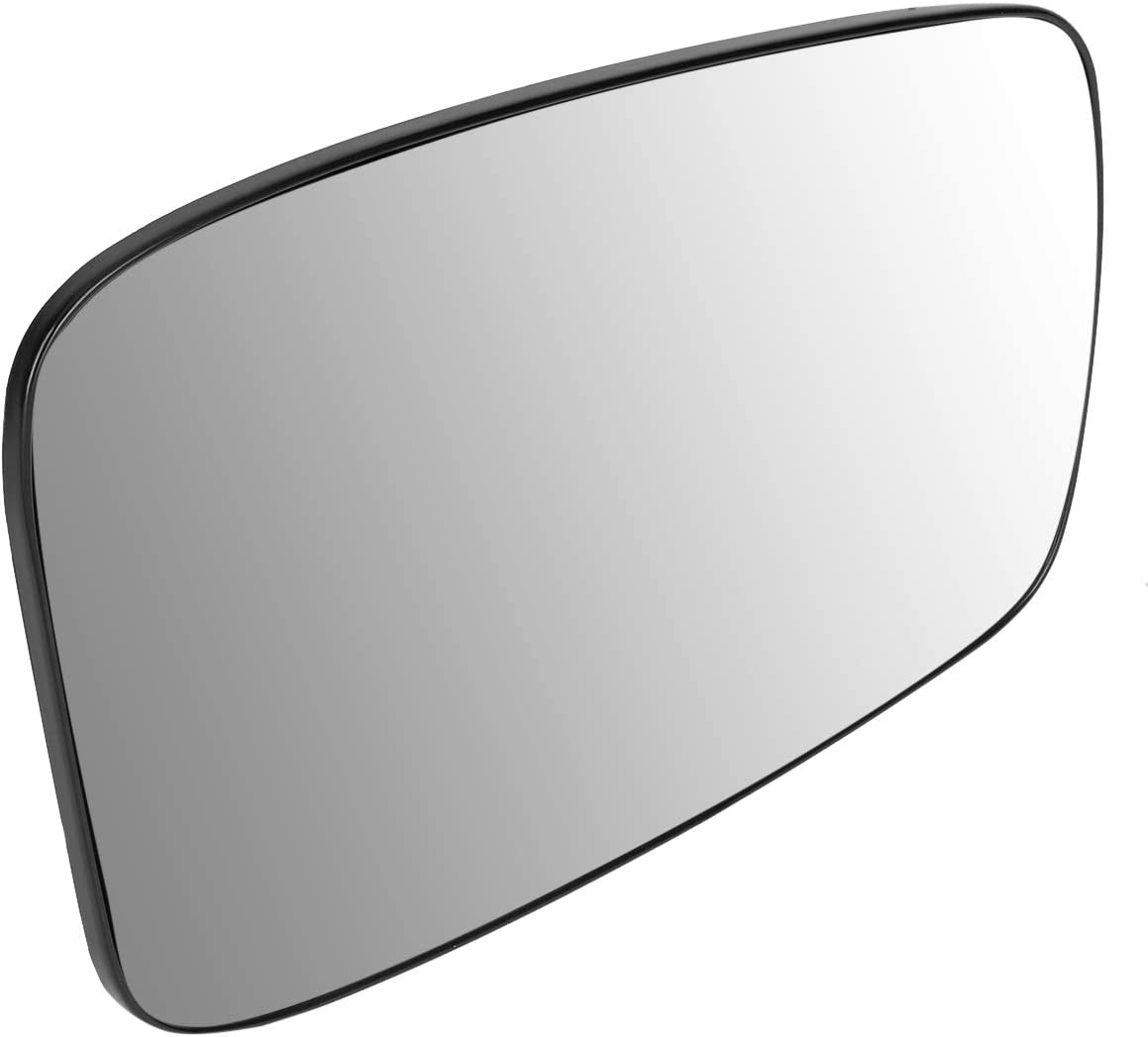 876113Q010 OE Style Driver//Left Side Mirror Glass Lens w//Heated for Sonata 11-14
