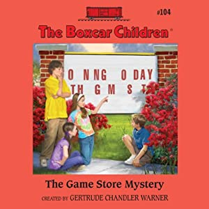 The Game Store Mystery Audiobook
