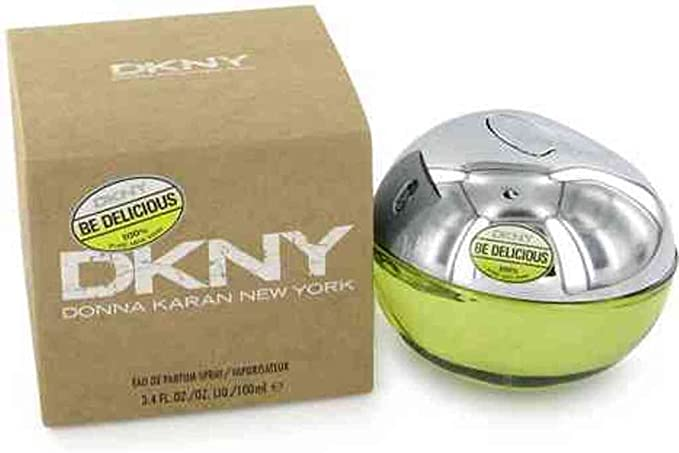Donna Karan DKNY Be Delicious Perfume Spray para ella 100 ml con bolsa de regalo: Amazon.es: Belleza