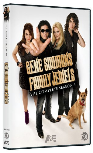 Gene Simmons Family Jewels: S4 by A&E HOME ENT.