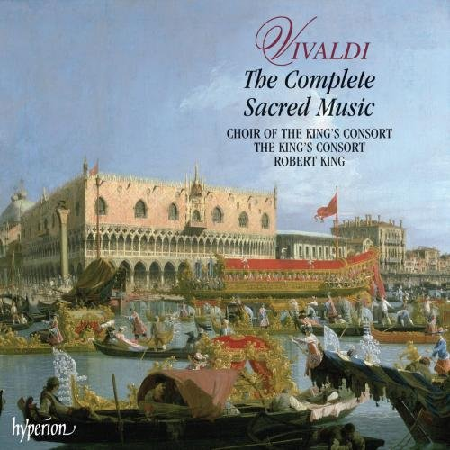 Vivaldi: Sacred Music - Complete by HYPERION
