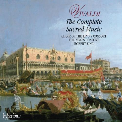 Vivaldi: Sacred Music - Complete - Music Choral Sacred Other