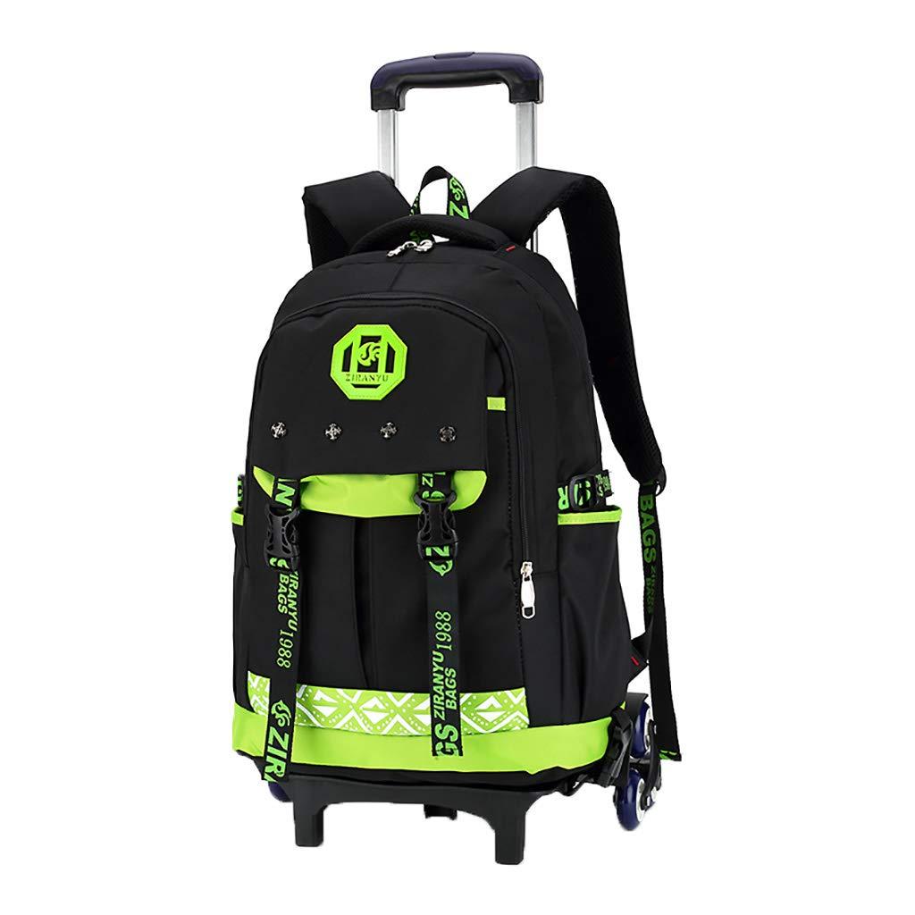 スーツケース トロリーケース6輪出張旅行アウトドアトロリーバッグバックパック大容量ライトトラベルバッグドラッグバッグハンドバッグトランクパッセンジャーボックス (色 : B3, サイズ さいず : 32*25*48CM) 32*25*48CM B3 B07KWLZYWW