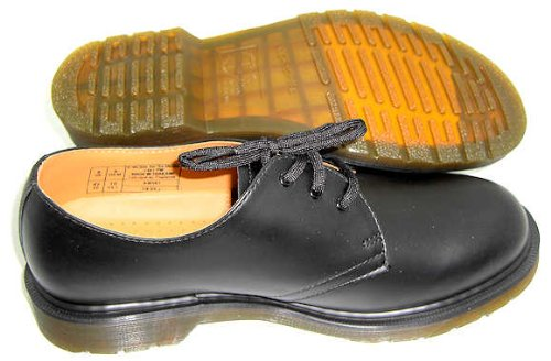 fresh styles super cheap catch Size 13 Men's 11839002 Dr Martens 1461pw Black Leather Lace ...