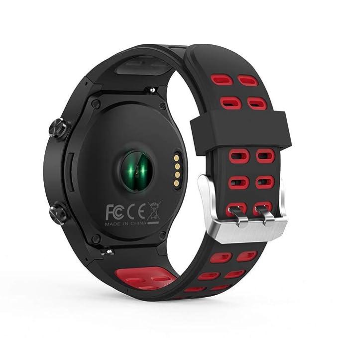 FJTYG Smart Watch Soporte Bluetooth Llamada Telefónica GPS ...