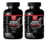 pills for men to last longer - MUIRA PUAMA - brain memory - 2 Bottles (180 Capsules)