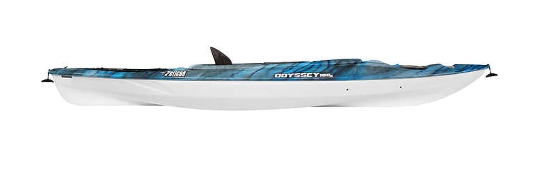 Pelican Kayak Odyssey 100x Kayaks Amazon Canada Pedal Boat Wiring Diagram