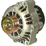 DB Electrical ADR0129 Alternator (For Chevy Astro Van, Chevy Blazer, Chevy S10, GMC Jimmy, Isuzu Hombre, Oldsmobile Bravada)