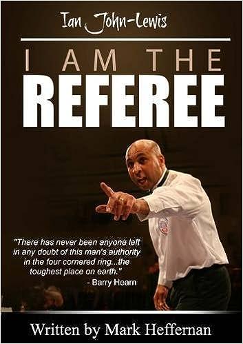 I am the Referee - Ian John Lewis: Amazon co uk: Mark