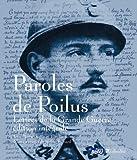 Image de Paroles de Poilus (French Edition)