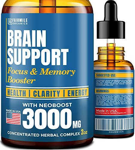 Brain Supplement for Memory