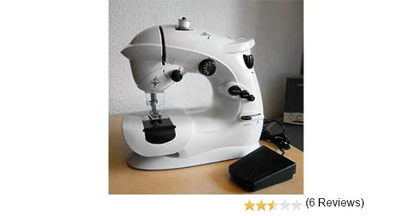 Máquina de Coser Portátil: Amazon.es: Hogar