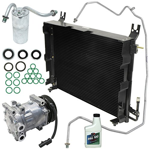 (Universal Air Conditioner KT 1195A A/A/C Compressor/Component Kit )