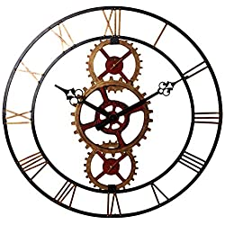 Howard Miller 625645 Hannes Wall Clock, Plastic