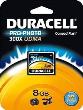 Duracell ProPhoto - Tarjeta CompactFlash para cámaras de ...