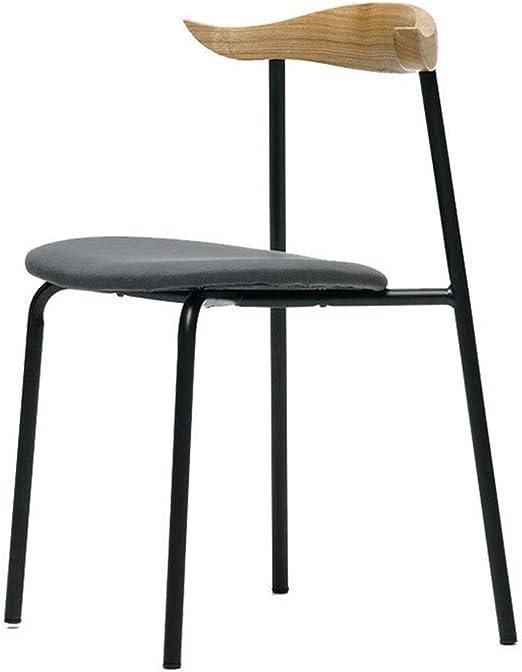 Jieer C Chaise De Bureau Chaises Chaises Chaise Cuisine Dossier