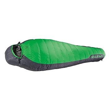 SALEWA Eco 1 SB Saco de Dormir, Unisex, Verde (Eucalyptus), Talla Única: Amazon.es: Deportes y aire libre