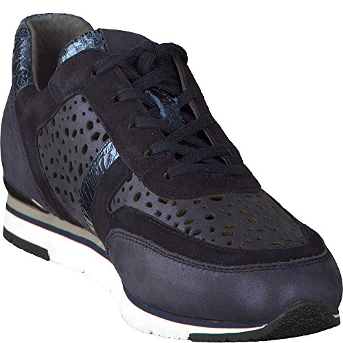 GABOR - Damen Sneaker - Blau Schuhe in Übergrößen