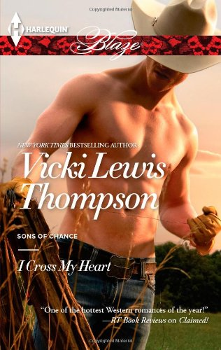 book cover of I Cross My Heart
