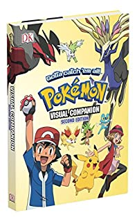 Book Cover: Pokémon Visual Companion