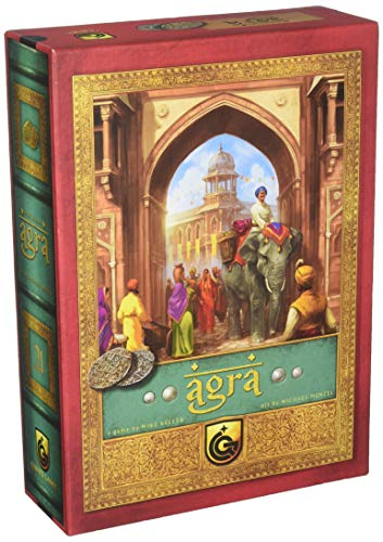 Agra Board Game Board Games -