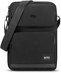 Solo New York Ludlow Universal Tablet Sling Bag, Black, One Size