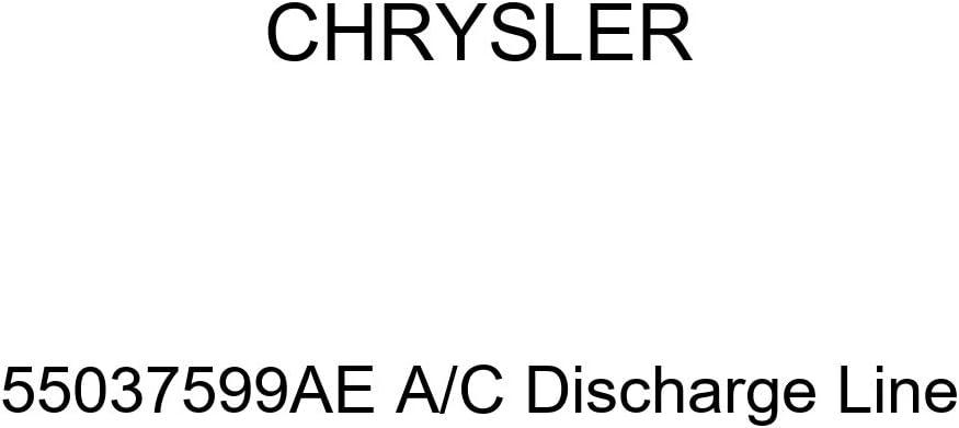 Genuine Chrysler 55037599AE A//C Discharge Line