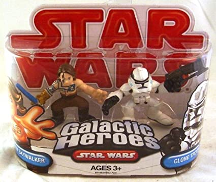 Latest Style Star Wars Galactic Heroes Pre-School Figure Anakin Skywalker
