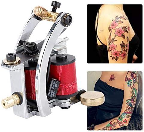Máquina de tatuaje de bobinas de 10 abrigos, Máquina de tatuaje de ...