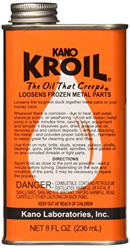 Kano KROIL Penetrating Oil, 8 fl. oz.