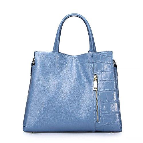 Blue Hb Tote Womens Blue Bag 009 Light blue Light Mulier lightblue xZYITpqx