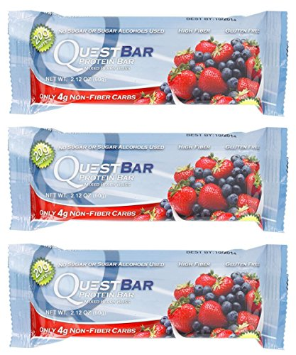 quest nutrition berry - 5