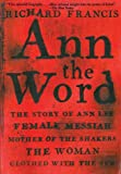 Ann the Word, Richard Francis, 1611457955