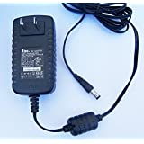 12 Volt 1.5 amp Ktec AC Power Adapter Cord for Western Digital / Seagate External Hard Drives and Other Electronic Devices by Ktec