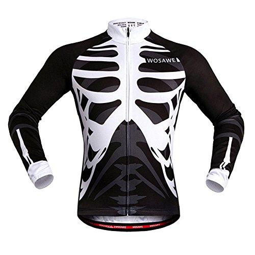 Long Sleeved Bike Jersey - 6