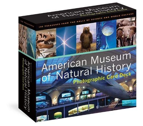 (American Museum of Natural History Card Deck: 100 Treasures from the Hall of Science and World Culture)