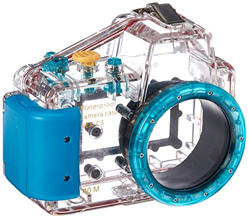 Polaroid Dive Rated Waterproof Underwater Housing Case For Sony Alpha NEX-C3 Digital Camera WITH A 16mm Lens