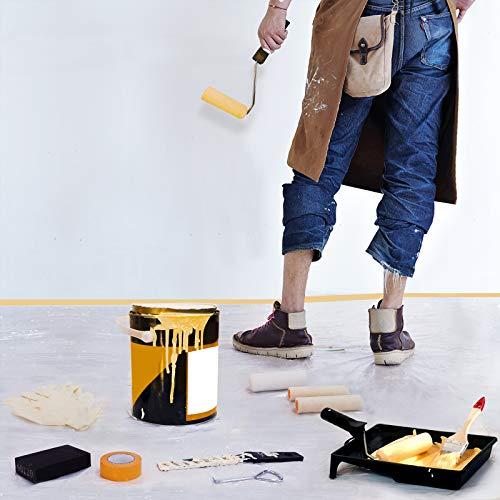 Paint Roller Set - Paint Roller, 4