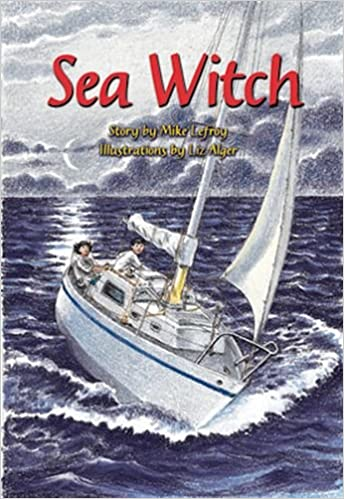 Buy Sea Witch PM Chapter Books Level 30 Set B Sapphire Book