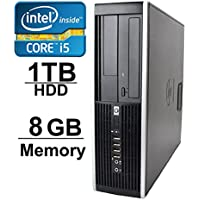 HP Elite 8200 i5 Workstation Computer- Core i5 3.1GHZ - NEW 1TB Hard Drive with 2 YEAR WARRANTY - 8GB RAM - WIFI - Windows 7 Pro 64-Bit- Refurbished