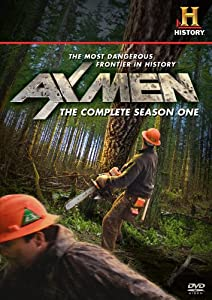 Ax Men The Complete Season 1 Steelbook from A&E Home Video (New REleaset)