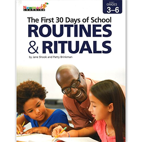 The First 30 Days of School Routines & Rituals 3-6